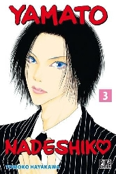 Yamato Nadeshiko -3- Tome 3