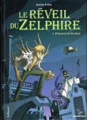 Le réveil du Zelphire -1- D'écorce et de sève