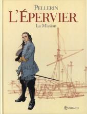 L'Épervier (Pellerin) -7ES- La mission