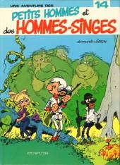 Les petits hommes -14- Petits hommes et des hommes-singes
