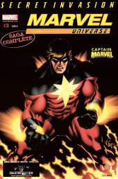 Marvel Universe (Panini - 2007) -13- Captain Marvel