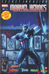Marvel Heroes (Marvel France - 2007) -16- Passage de flambeau