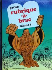 Rubrique-à-Brac -2- Taume 2