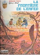 Bernard Prince -3d1989- La frontière de l'enfer