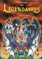 Les légendaires -10- Le Cycle d'Anathos : La marque du destin