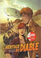 L'héritage du Diable -1- Rennes-le-Château