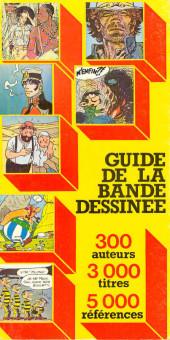 (DOC) Encyclopédies diverses -61984- Guide de la bande dessinée