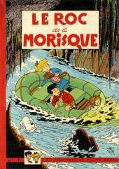 Pat et Moune -1- Le roc de la Morisque