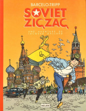 Jacques Gallard (Une aventure de) -2- Soviet Zig Zag