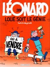 Léonard -39- Loué soit le génie