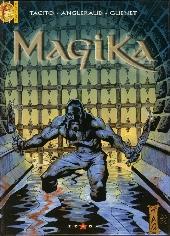 Magika -1- Rêves de sang