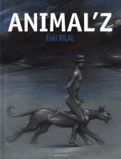 Couverture de Animal'z