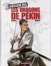 Insiders -7- Les dragons de Pékin