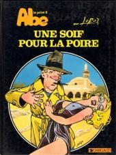 Abel Dopeulapeul / Abe le privé -3- Une soif pour la poire