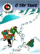 Tintin (en langues étrangères) -20Vietnamien- Ở Tây Tạng