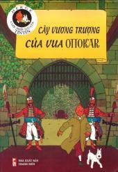 Tintin (en langues étrangères) -8Vietnamien- Cây Vương Trượng Của Vua Ottokar