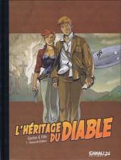 L'héritage du Diable -1TL- Rennes-le-château