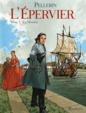 L'Épervier (Pellerin) -7- La Mission