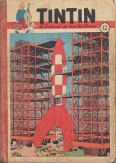 (Recueil) Tintin (Album du journal - Édition française) -12- Tintin album du journal