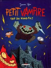 Petit vampire -2- Petit vampire fait du kung-fu !