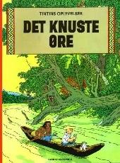 Tintin (en langues étrangères) -6Danois- Det knuste Øre