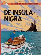 Tintin (en langues étrangères) -7Latin- De insula nigra