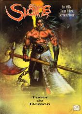Slaine -5- Tueur de démon