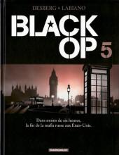 Black Op -5- Tome 5