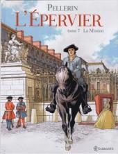 L'Épervier (Pellerin) -7TL- La mission