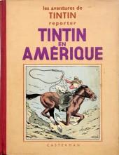 Tintin (Historique) -3A04- Tintin en Amérique