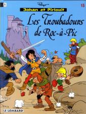Johan et Pirlouit -15- Les troubadours de Roc-à-Pic