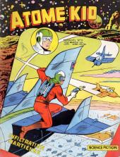 Atome Kid (1re série - Artima) -1- Infiltration martienne