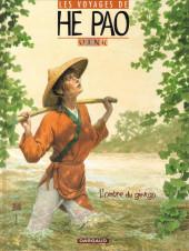 Les voyages de He Pao -2- L'ombre du ginkgo