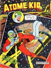 Atome Kid (1re série - Artima) -5- Le satellite ambulant