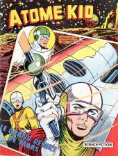 Atome Kid (1re série - Artima) -8- Le grand désert de Mars