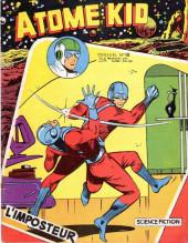 Atome Kid (1re série - Artima) -10- L'imposteur