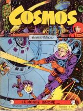 Cosmos (1re série) -1- Le monde ignoré
