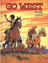 Go West (Greg/Derib) -'- Go West