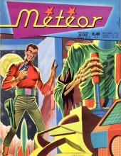 Météor (1re Série - Artima) -103- Survivants sous les ruines