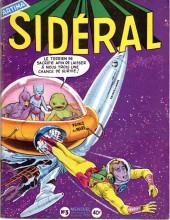 Sidéral (1re série) -3- Bateau de sauvetage dans l'espace