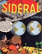 Sidéral (1re série) -6- Terres jumelles