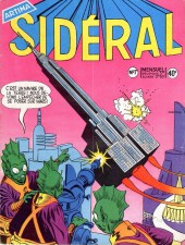 Sidéral (1re série) -7- Le secret du gratte-ciel de l'espace