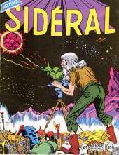 Sidéral (1re série) -9- L'avare de l'espace