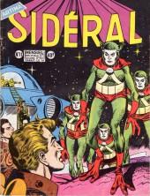 Sidéral (1re série) -11- Le secret des martiens masqués