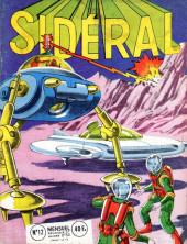 Sidéral (1re série) -12- Soucoupes volantes sur Mars
