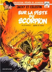 Jacky et Célestin -422- Sur la piste du Scorpion