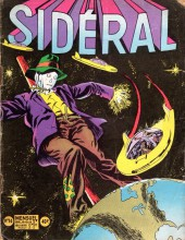 Sidéral (1re série) -14- Le secret de l'épouvantail