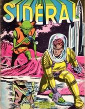Sidéral (1re série) -17- Embuscade sur l'astéroïde rouge