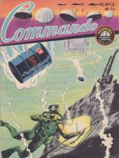 Commando (1re série - Artima) -2- Ligne de tir