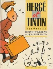 (AUT) Hergé -130- Hergé et Tintin reporters